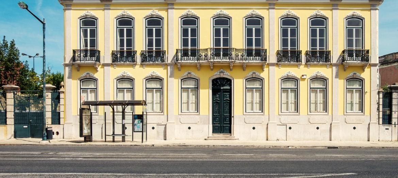 fachada recuperada palacete gomes freire